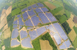 Mammoth Sandridge solar farm plugs in
