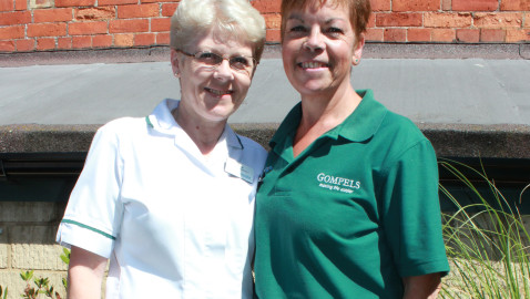 Gompels staff go above and  beyond for distressed customer