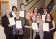 Town gives thanks to  community champions