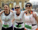 Brain tumour survivor runs Bath Half with sisters