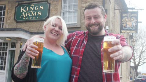 New managers take the reins at Kings Arms