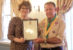 Melksham Scout leader recognised for 57 years of service