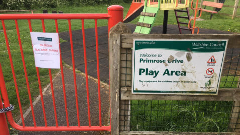 Parents' anger after play area closes 'until further notice'