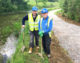 Towpath improved by Trust volunteers