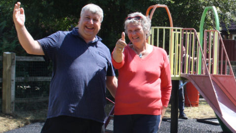 Town council to the rescue! Good news at last for Melksham's parks
