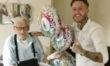 Melksham comes together to celebrate Jack's 100th birthday