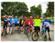 London to Paris ride for The Mighty Titans of Bowerhill