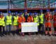 Kingstons raise £20,000 for Wiltshire Air Ambulance