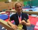 "British gold medal for ""inspirational"" Melksham gymnast"