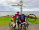 Epic 'End to End' charity cycle ride
