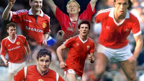 Manchester United legends return to Melksham!