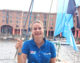 Melksham woman completes her final leg in the Round the World Clipper race