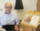 Centenarian reveals his secret to a long life as he celebrates his 100th birthday