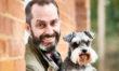 Melksham man & his dog face the Dragons!