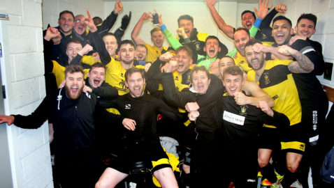 Melksham Town needs you!- After historic FA Vase win, club looks for another record crowd with just two wins from wembley