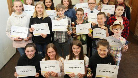 Melksham's 'amazing' young people!