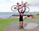 Cyclist completes 980-mile challenge for charity