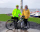 70-year-old celebrates birthday by cycling length of the UK!