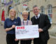 Melksham News readers give over £1,770 to local charities