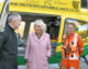 The Duchess of Cornwall officially opens the Wiltshire Air Ambulance air base