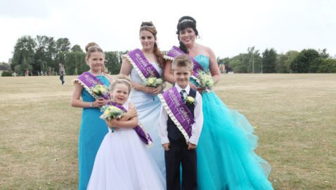 A tea party fit for a queen! Search begins for this year's carnival royalty