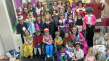 Melksham schools celebrate World Book Day