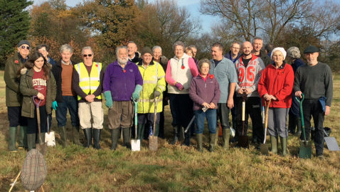 Work to start on new mini country park