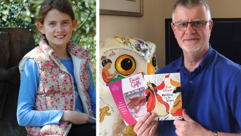 Teenager's book to raise funds for charity in her memory