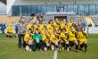 Celebrations as Melksham Ladies take league top spot!