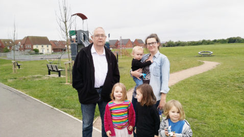 Time for a fair deal on play areas