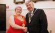 New mayor praises town's 'incredible sense of community'