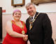 New mayor praises town's 'incredible sense of community'
