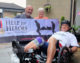 Veteran's 350-mile charity cycle for Normandy anniversary