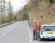 Fundraising couple conquer Austrian Alps in old banger