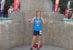 Runner triumphs at double-marathon