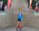Runner triumphs at double-marathon