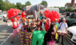'Melt'sham Carnival thrills thousands Carnival revellers swelter in the heat