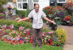 Green-fingered local is back on top in Melksham in Bloom