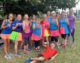 Parkrunner celebrates 50th run!