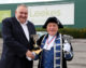 Oyez oyez! Town crier prepares to host UK's 'biggest' championship