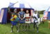 Magical medieval merriment! Hundreds celebrate 800th market charter anniversary