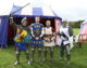Magical medieval merriment! Hundreds celebrate 800th market charter anniversary