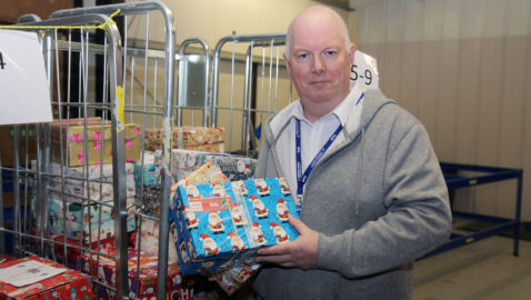 Operation Christmas Child collections begin next week