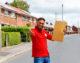 Melksham neighbours celebrate lottery win