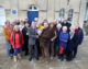 Town awards for community meals organiser & LINK