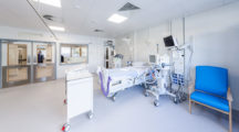 New COVID-19 intensive care unit opens at RUH