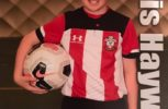 Youngster's Keepy Uppy Football Challenge raises £1250 for the NHS