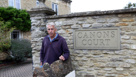 Underage' residents causing upset for Canons Court residents