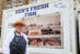 Ken's banned fish! Long-standing market trader given his marching orders