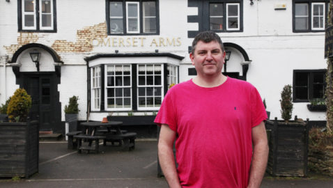 Landlord 'frustrated' by 10pm pub curfew